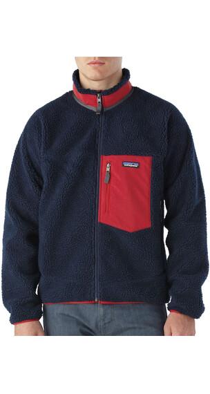 Patagonia M's Classic Retro-X Jacket Navy Blue